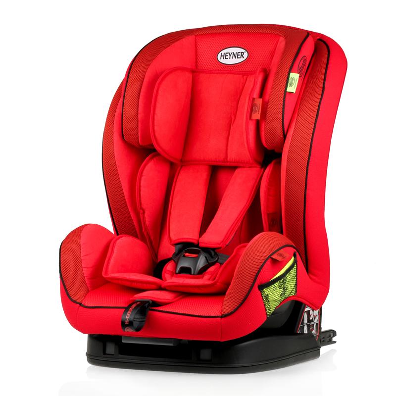 Детское автокресло Heyner Capsula MultiFix AERO - Racing Red