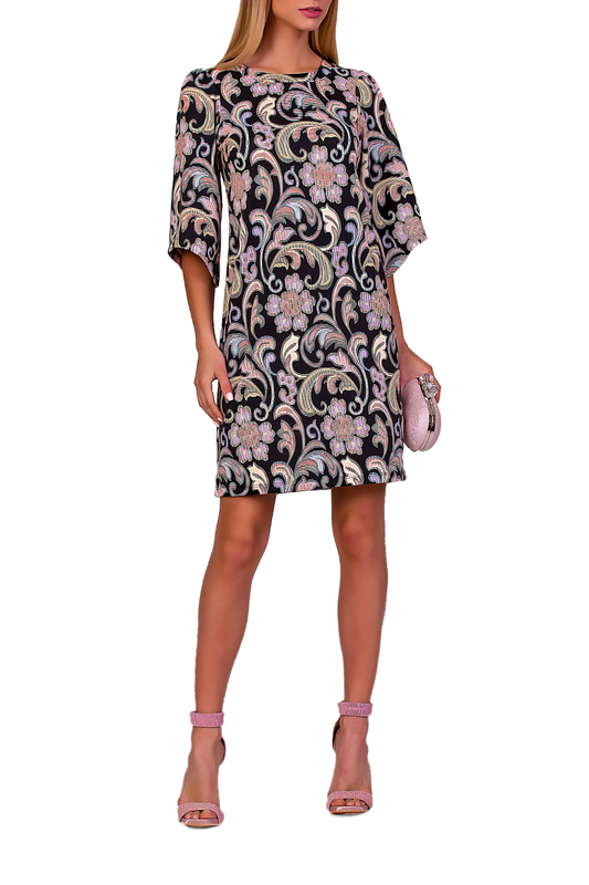 Платье женское FABIEN DE FERANTE 1973 розовое 44 RU фото