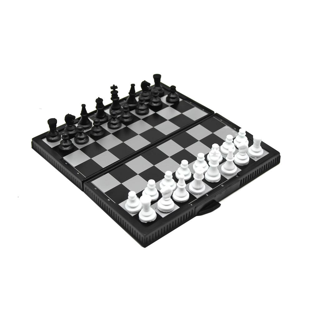 Настольная мини-игра Компания друзей Магнитные шахматы JB1000320 фото