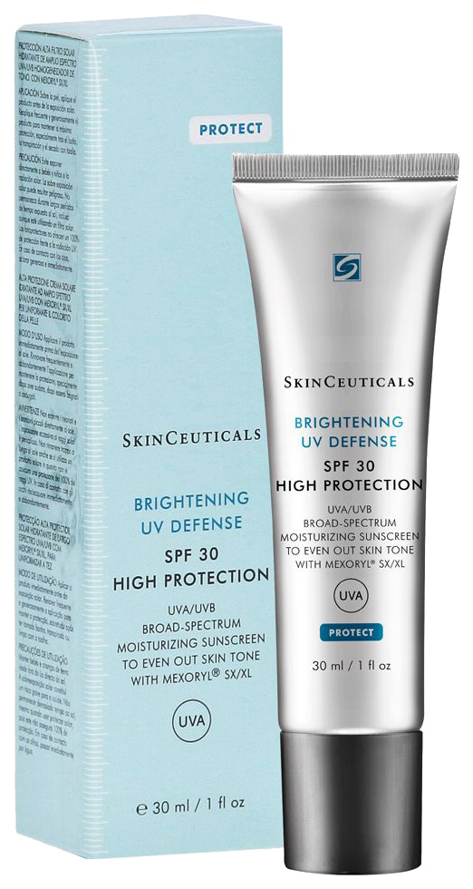 Солнезащитное средство Skinceuticals Brightening UV Defense SPF30, 30 мл фото