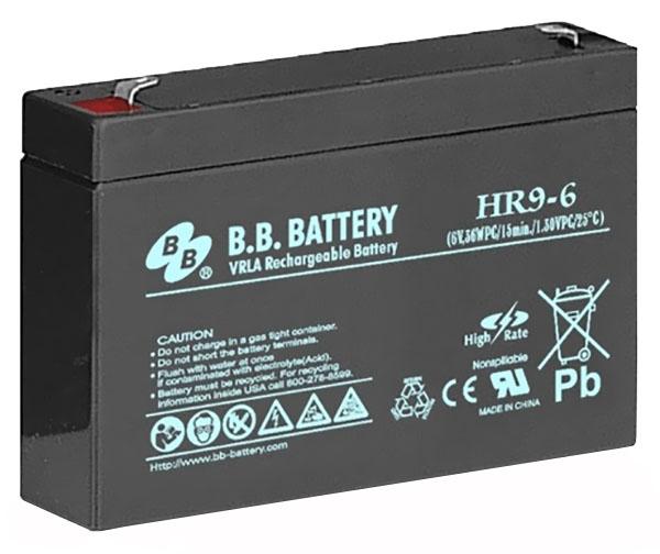 Аккумулятор для ИБП BB HR 9 6