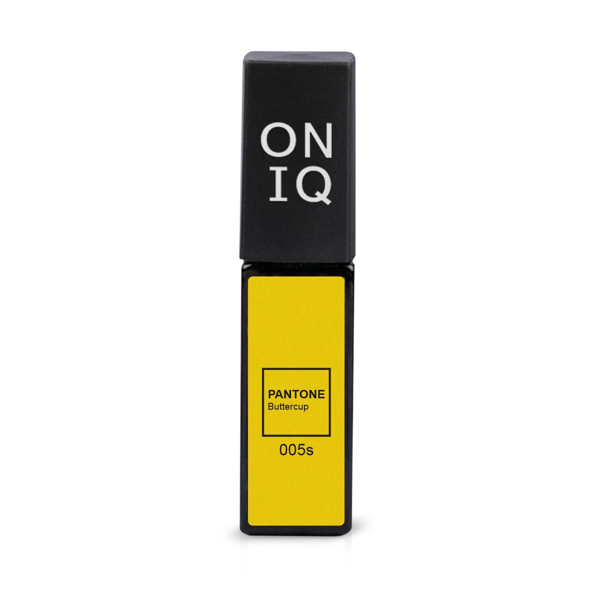 Купить Гель-лак Oniq PANTONE: Buttercup 6 мл
