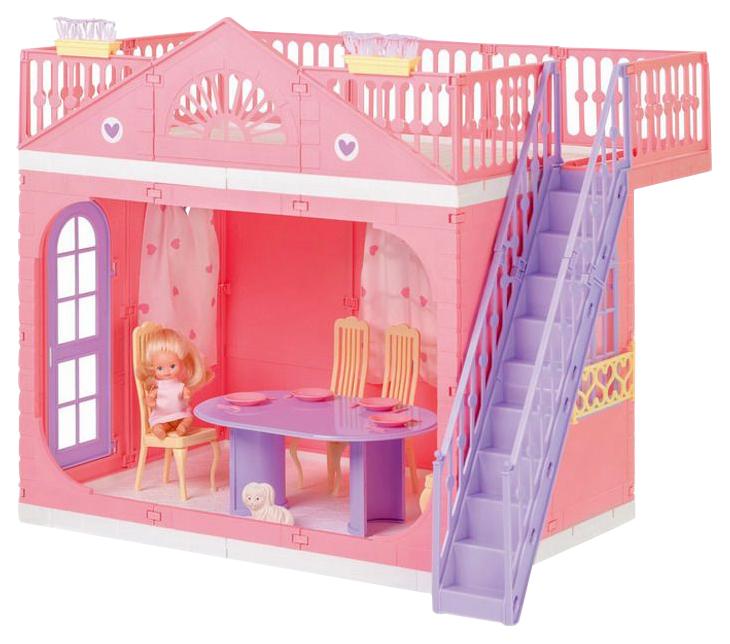 Купить Домик Огонек Маленькая принцесса , Кукольные домики