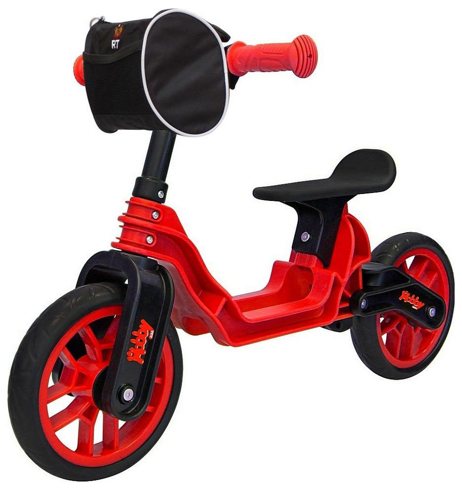 Беговел Hobby bike RT OP503 Magestic 6637 Red Black