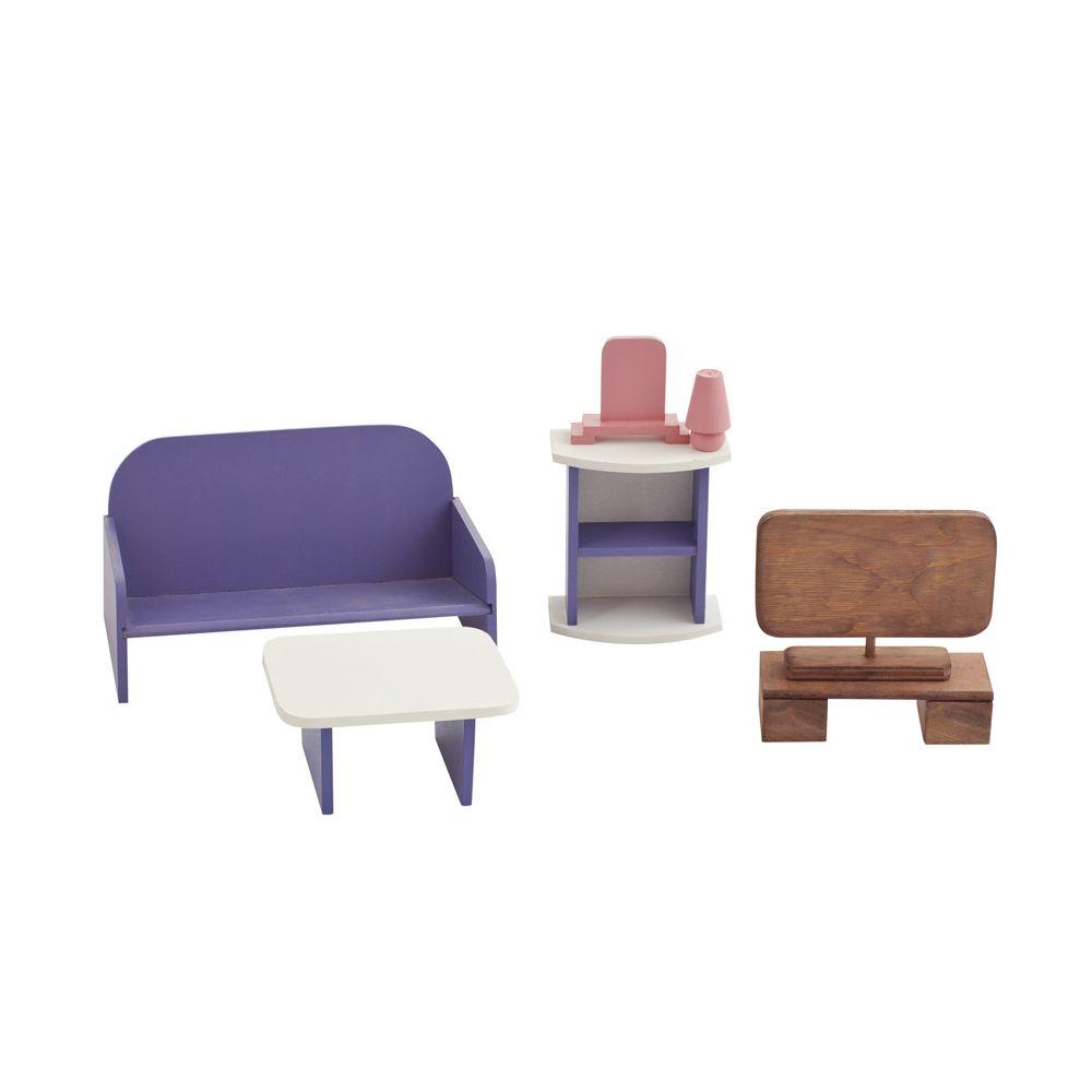 Набор мебели для Барби - Гостиная Paremo PDA417 фото