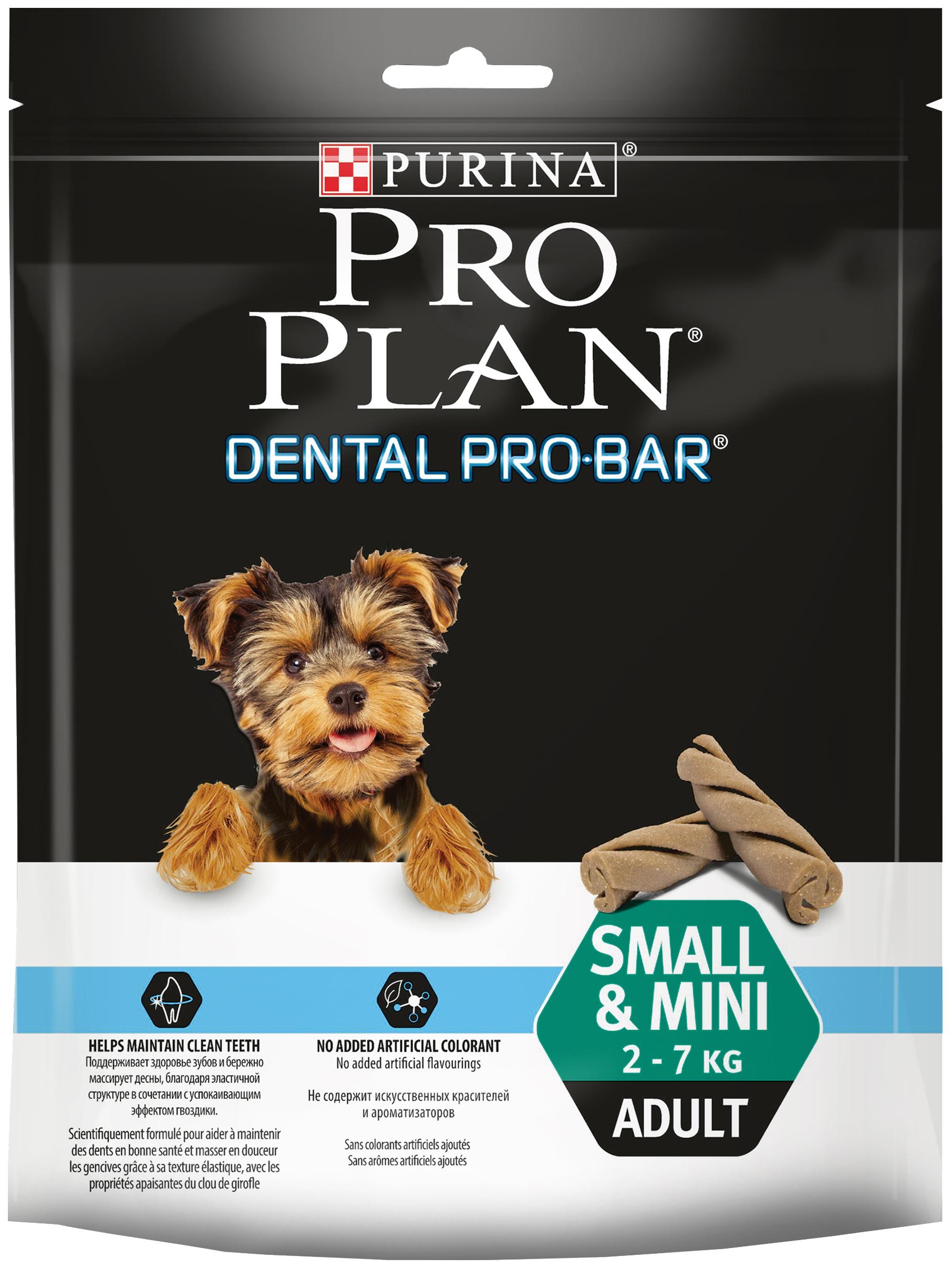 Лакомство для собак PRO PLAN Dental