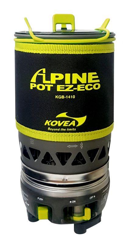 Туристическая горелка газовая Kovea Alpine Pot