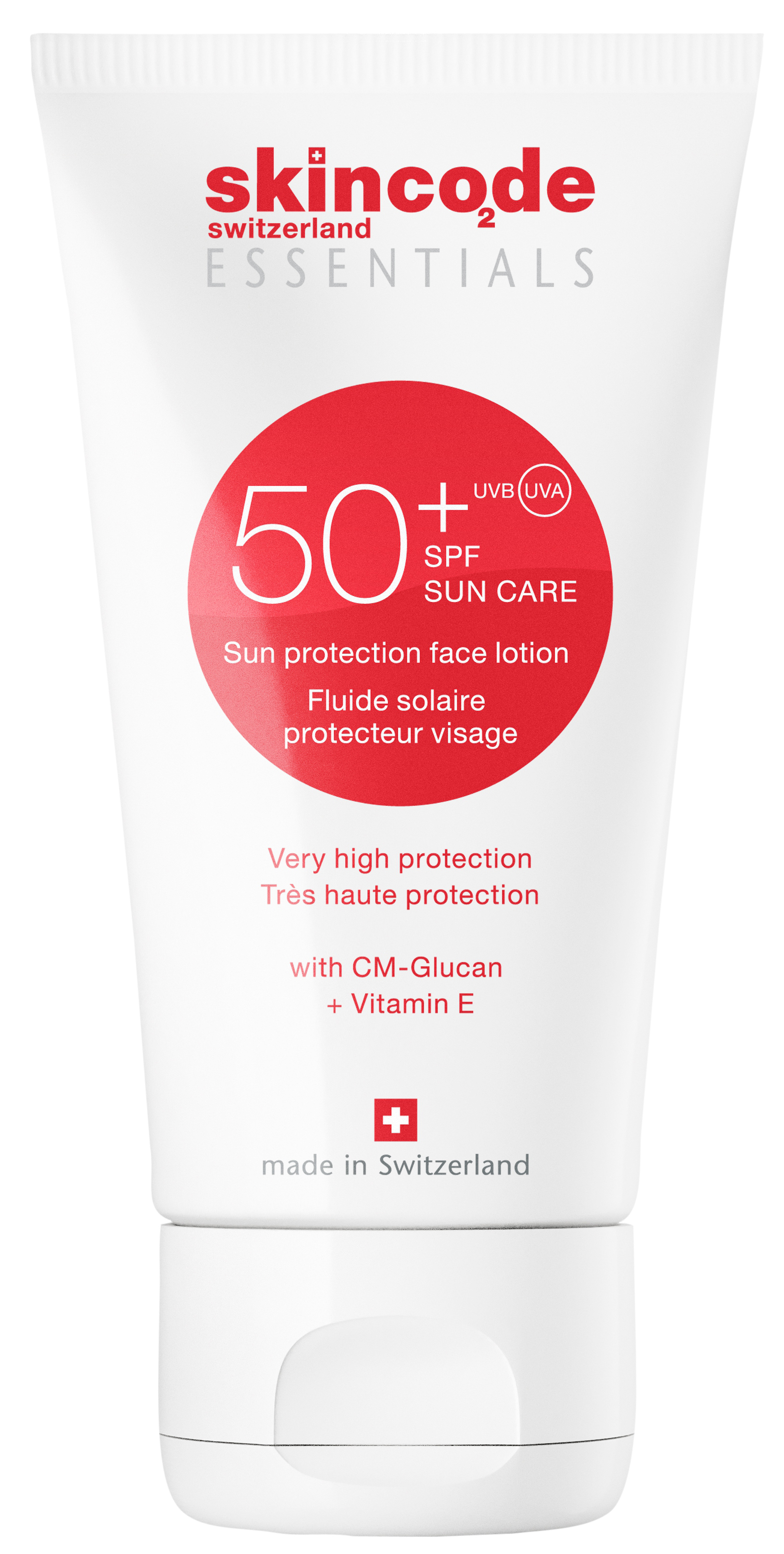 Солнцезащитный лосьон Skincode Essentials Sun Protection Face