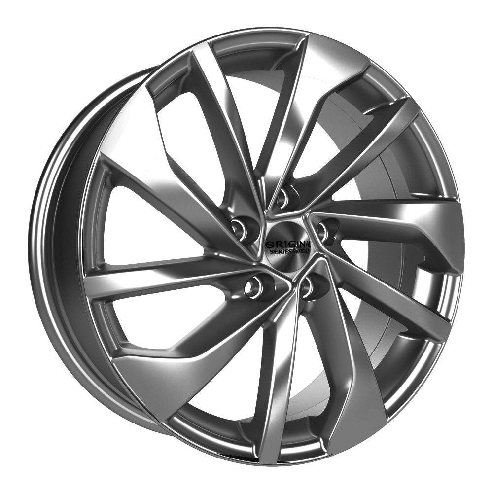 Колесные диски SKAD R18 7J PCD5x114.3 ET45 D66.1 2660027 Nissan X'trail (KL-276)