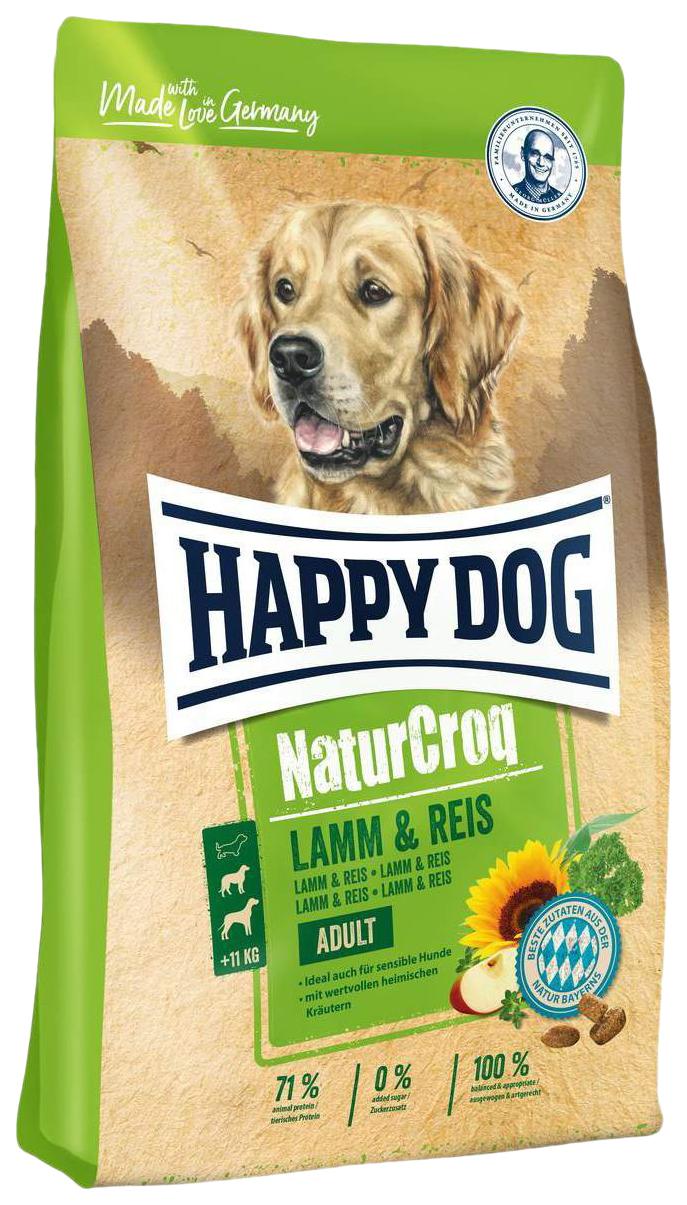Сухой корм для собак Happy Dog NatureCroq