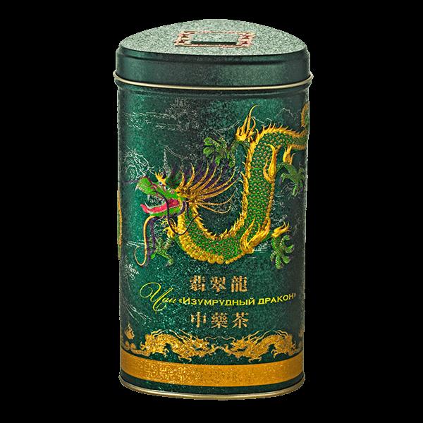 Чай зеленый Зеленая Панда изумрудный дракон 100 г