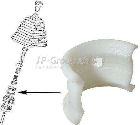 Втулка, шток вилки переключения передач JP Group 1131400600