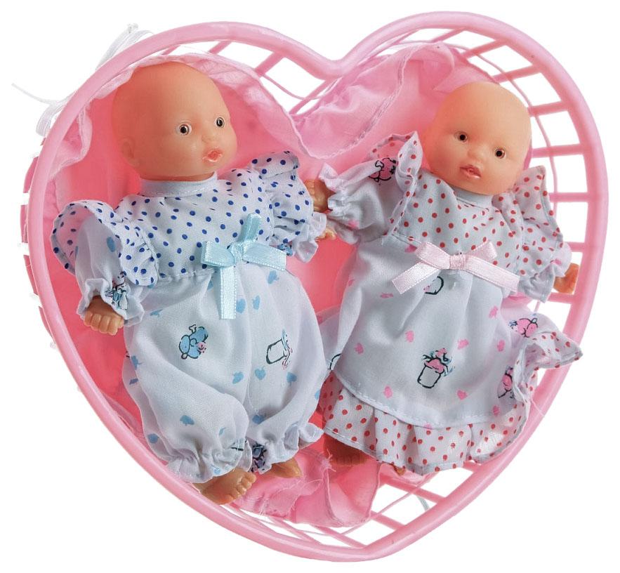 Набор кукол 2 шт. в сумке Shenzhen toys Д8927