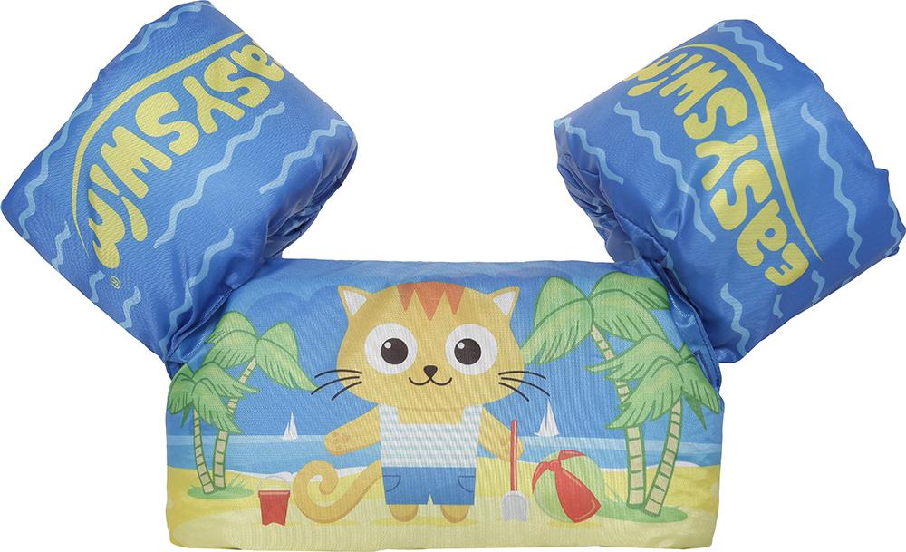 Плавательный жилет EasySwim Котик