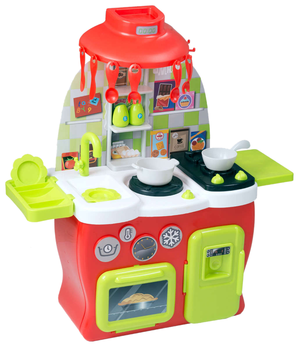 Детская кухня HTI Smart Моя первая электронная кухня