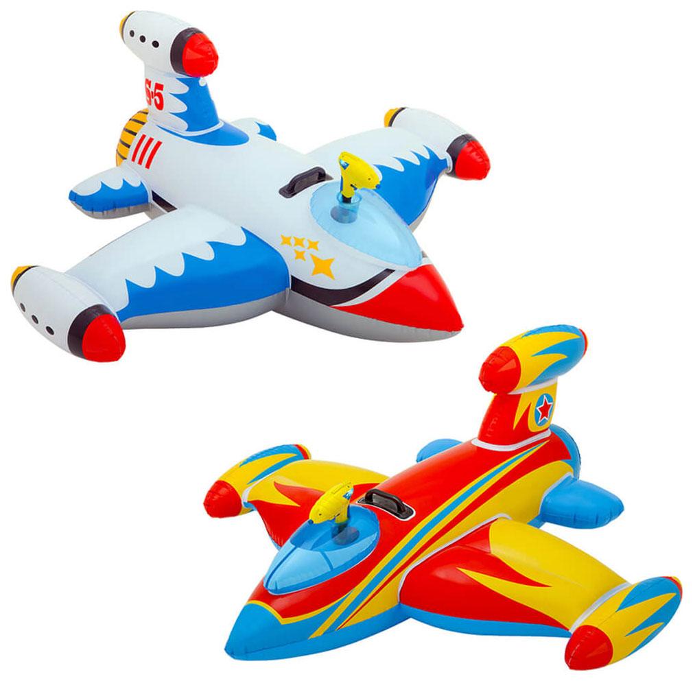 Игрушка надувная Intex Звездолет с водяной пушкой