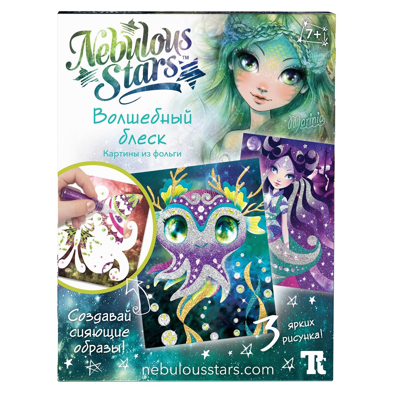 Набор аппликаций Nebulous Stars Волшебный блеск