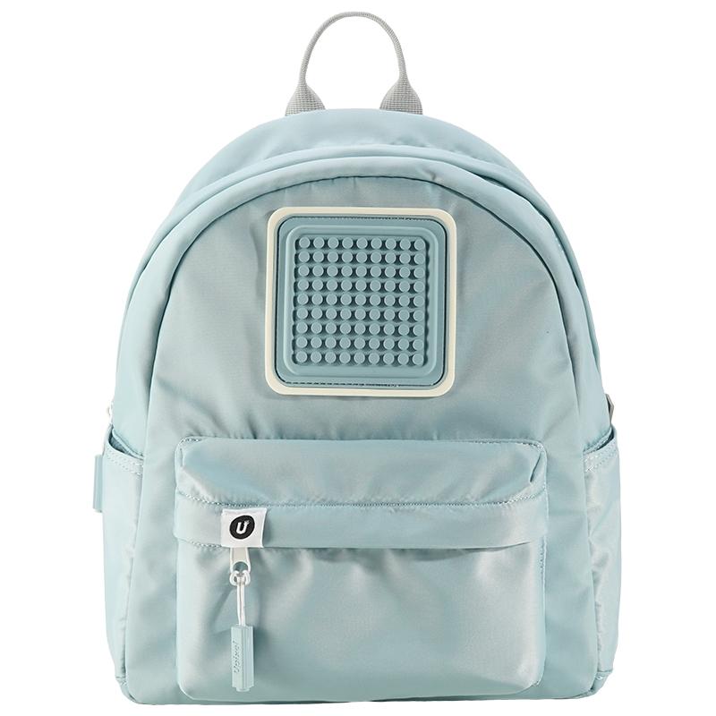 Купить Рюкзак детский Upixel пиксельный Funny square WY-U18-3 S, Школьные рюкзаки для девочек