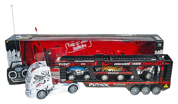 Радиоуправляемый грузовой автомобиль Lian Sheng 8897 87