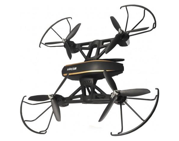 Радиоуправляемый квадрокоптер WL Toys Q373 E