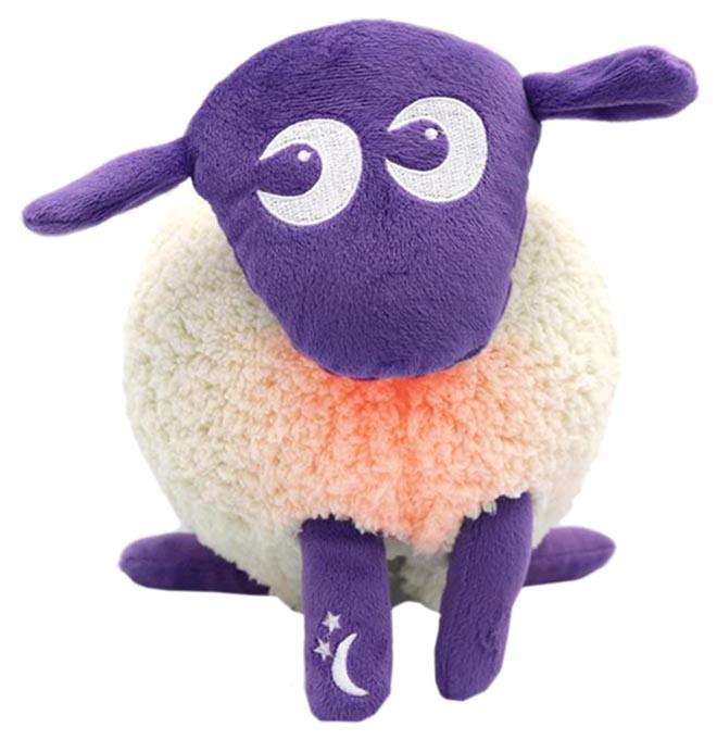 Игрушка-ночник SweetDreamers мягкая Ewan Deluxe Фиолетовый фото