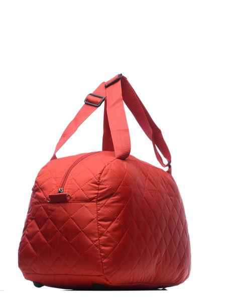 Спортивная сумка женская Sarabella C124 красная
