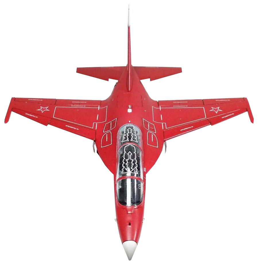Купить Модели для сборки Звезда Российский пилотажный самолет Як-130 7316з, ZVEZDA
