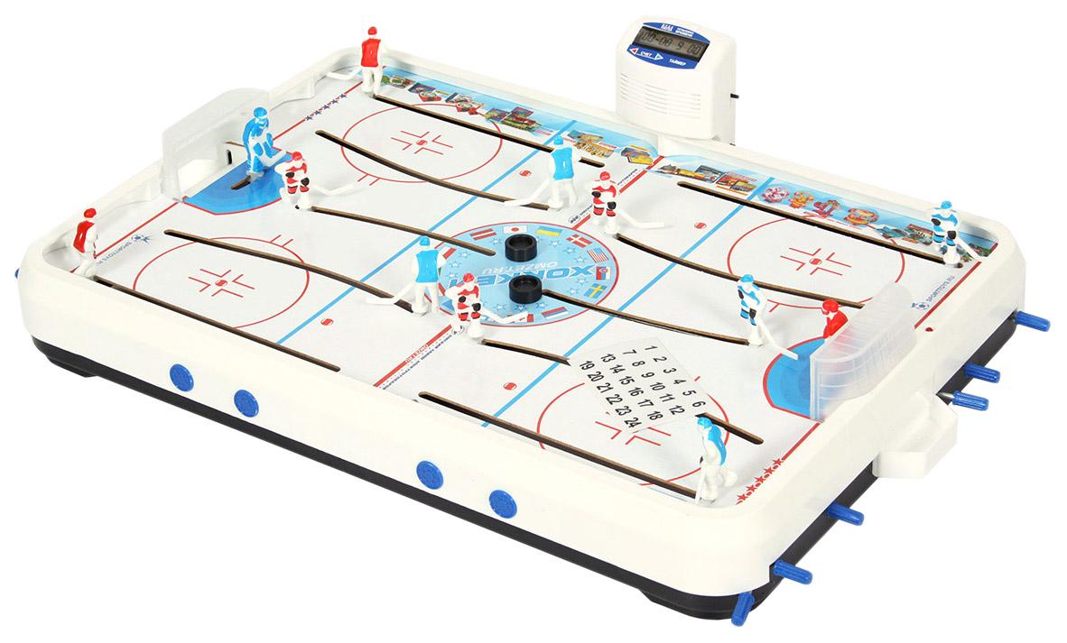 Настольный хоккей для детей Спорт Тойз Хоккей