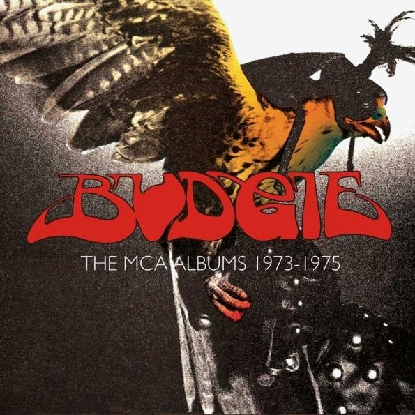 Аудио диск Budgie The MCA Albums 1973-75 (3CD)