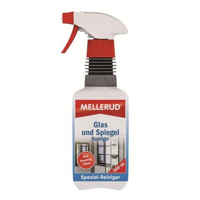 Чистящее средство  для стекол и зеркал 0.5 л