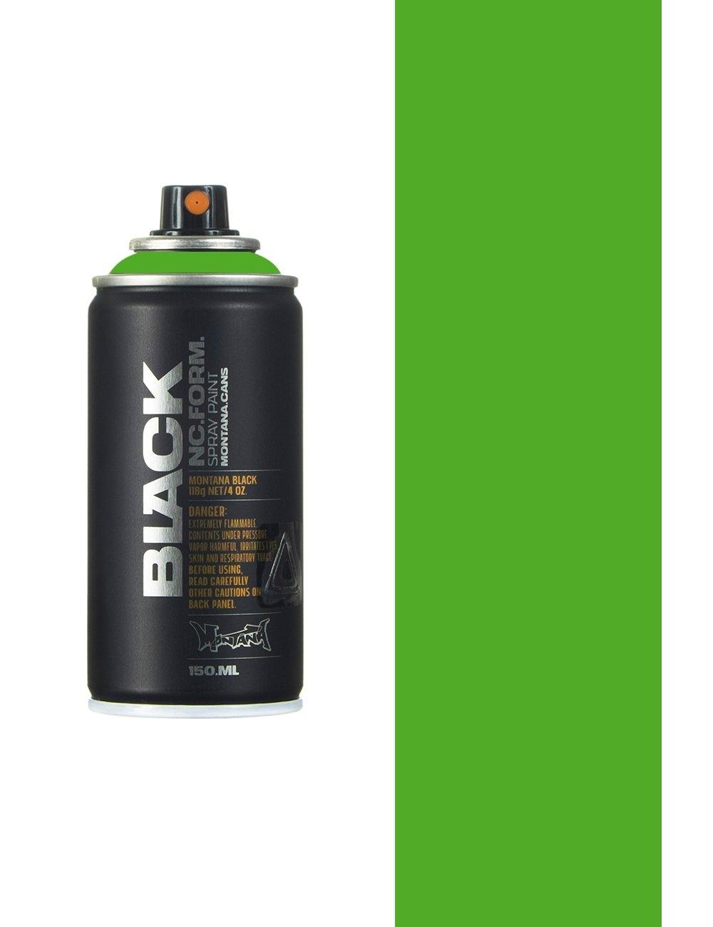 Аэрозольная краска Montana Black Irish green 400 мл