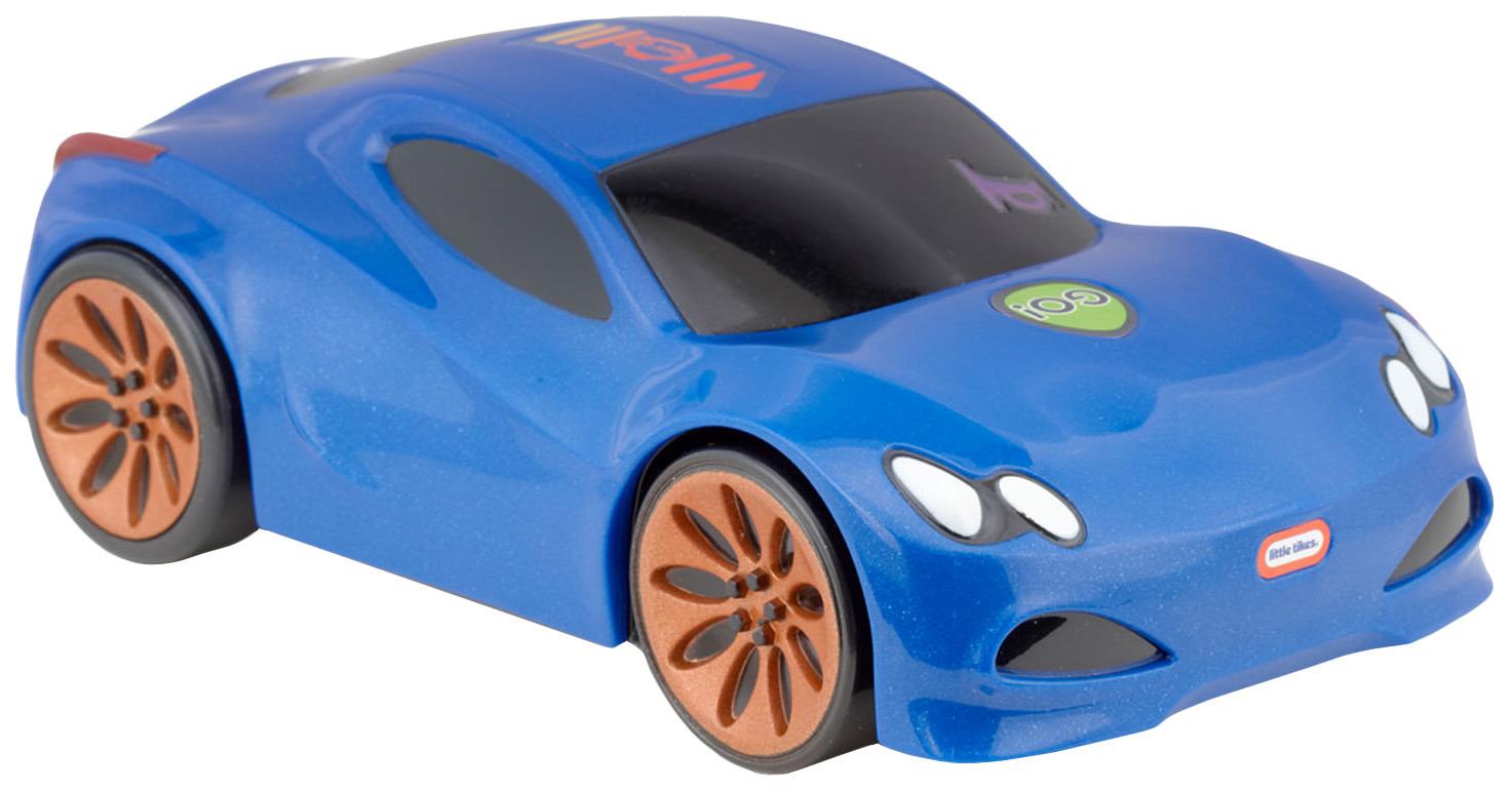 Купить Машинка пластиковая Little Tikes Touch 'N' Go Racers Sports Car 637155, Игрушечные машинки