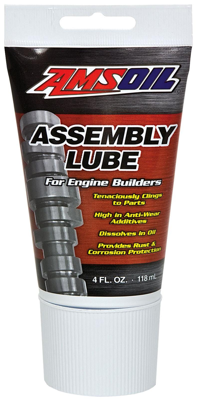 Монтажная паста AMSOIL Engine Assembly Lube