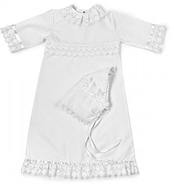 Комплект одежды для девочек Осьминожка К6 белый р.74