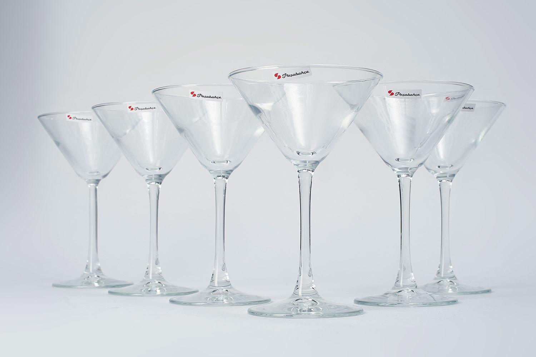 Набор бокалов Pasabahce энотека для мартини