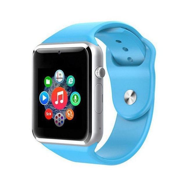 Детские смарт часы Smart Watch A1 Blue
