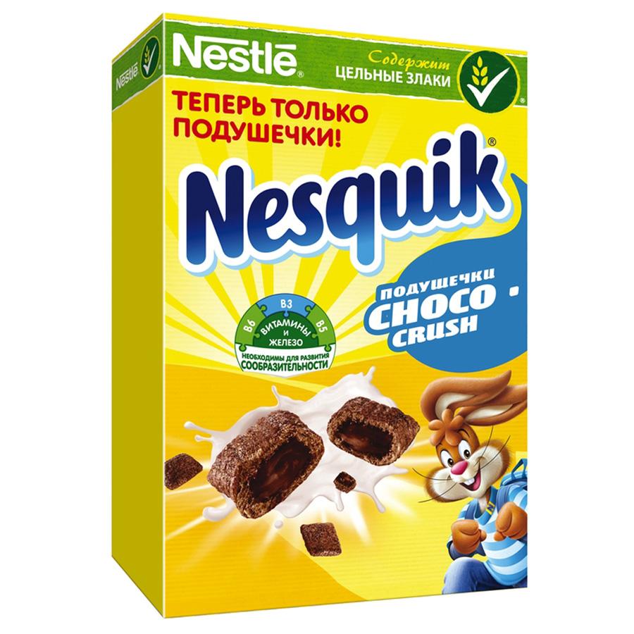 Готовые завтраки, каши, мюсли Nesquik или Готовые завтраки, каши, мюсли Nordic — что лучше