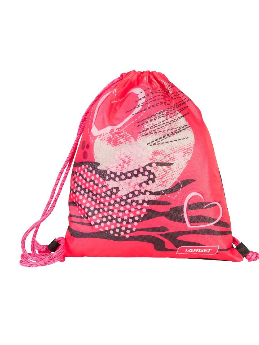 Сумка для детской сменной обуви Target Within Hearts 26280