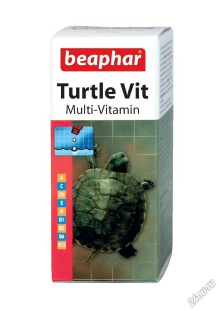 Витамины для рептилий Beaphar