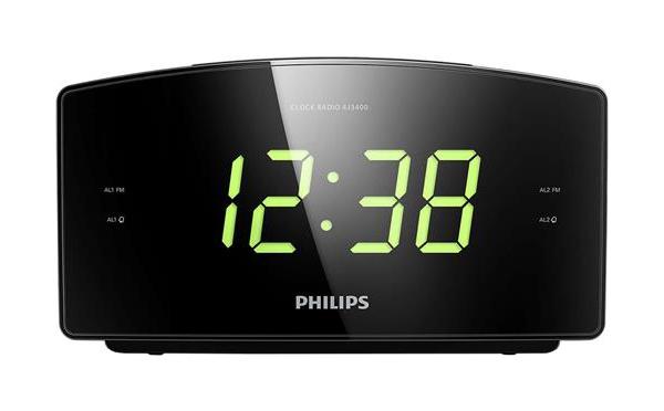 Радио часы Philips AJ3400/12