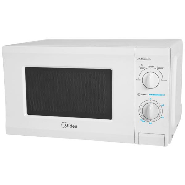 Микроволновая печь соло Midea MM720CPI white фото