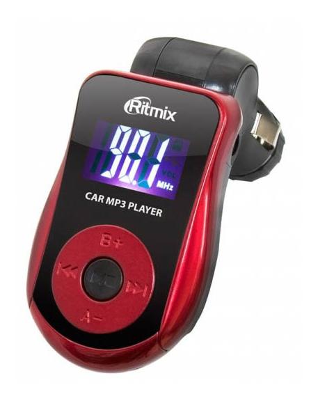 FM трансмиттер Ritmix FMT A720