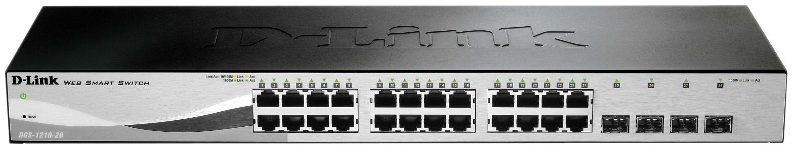 D-LINK DGS-1210-28/C1A