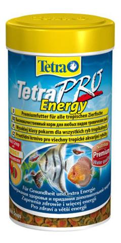 Корм для рыб Tetra PRO Energy, для дополнительной энергии, чипсы, 250 мл фото