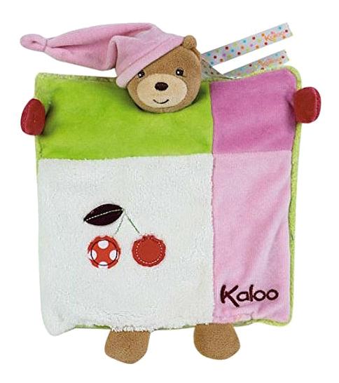 Купить Мишка, Мягкая игрушка Kaloo Медведь 20 см (K963280), Комфортеры для новорожденных