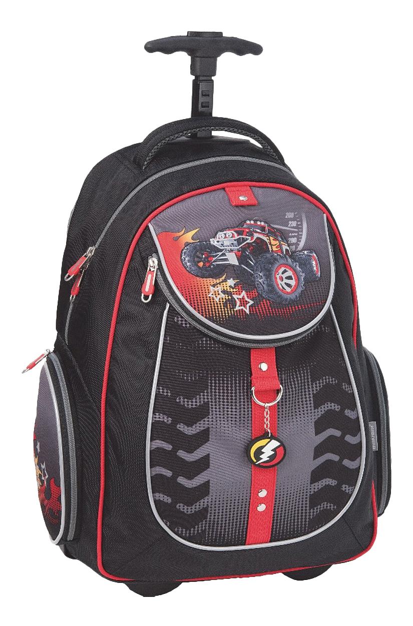 Купить Рюкзак Erich Krause школьный на колесах BigFoot, ErichKrause, Школьные рюкзаки для девочек