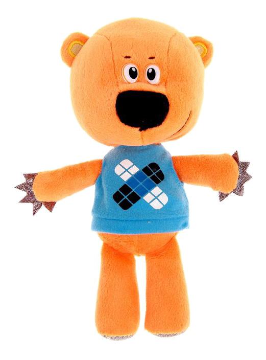 Купить Медвежонок Кеша, Мягкая игрушка Мульти-Пульти Медвежонок кеша 20 см озвученный, Мягкие игрушки персонажи