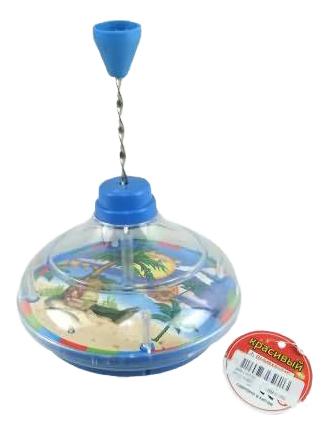 Красивая, Юла Junfa Toys Красивая CQS788-7, Развивающие игрушки  - купить со скидкой