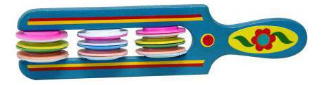 Музыкальная игрушка ТулИгрушка Румба большая в ассортименте
