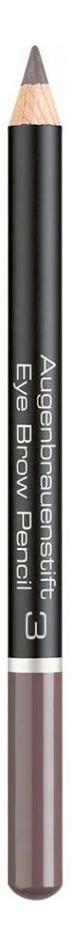 Купить Карандаш для бровей ARTDECO Карандаш для бровей 3 1, 1 г., карандаш для бровей 3 1